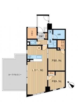 HF学芸大学レジデンス2 / 301 部屋画像1