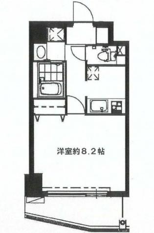 レジーナエビス / 907 部屋画像1
