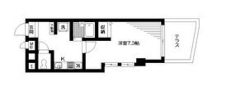 シャイン小石川 / 1階 部屋画像1