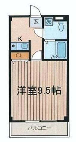 アクシス西新宿 / 303 部屋画像1