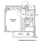 代官山BLESS(代官山ブレス) / 603 部屋画像1