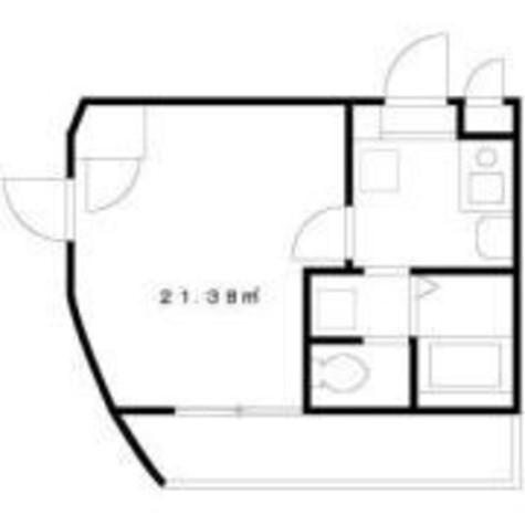 UPR桜木 / 2階 部屋画像1