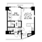 KDXレジデンス日本橋箱崎 / 11階 部屋画像1