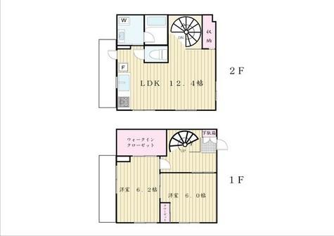 ケニーパレス / 1階 部屋画像1