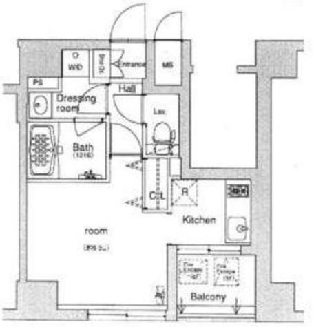 ブリーズヴェール東山 / 3階 部屋画像1