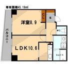 ネオマイム鶴見中央ゼクス / 304 部屋画像1