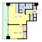 ブロッサム ツクダ(Blossom Tsukuda) / 602 部屋画像1