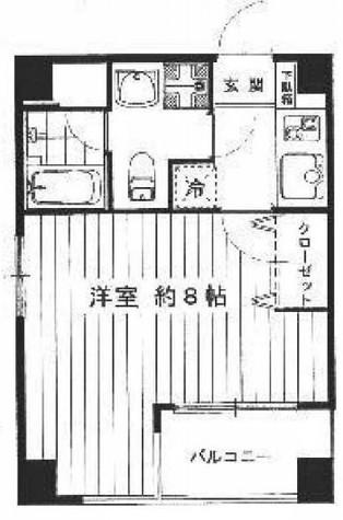 リベルタⅡ / 5階 部屋画像1