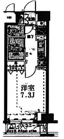 シンシア日本橋新川 / 6階 部屋画像1