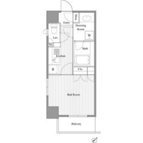 コージー・コート月島 / 4階 部屋画像1