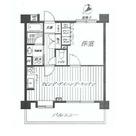クリオ恵比寿弐番館 / 2階 部屋画像1