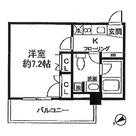 レジディア新川 / 2階 部屋画像1