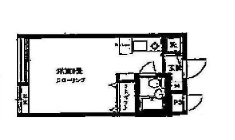 QUATRE SAISONS(キャトルセゾン) / 304 部屋画像1