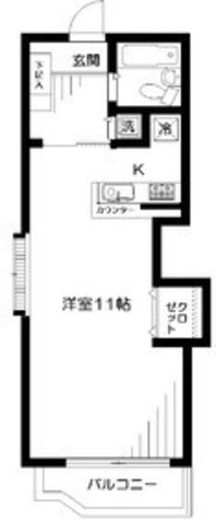 ネストB&W / 206 部屋画像1