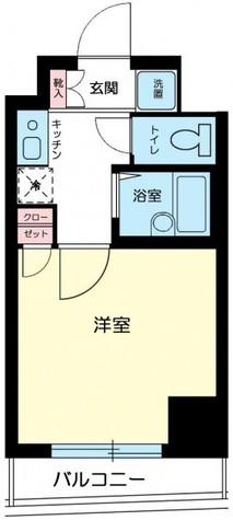ヴェルステージ日本橋人形町 / 2階 部屋画像1