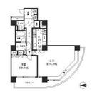 リバーポイントタワー / 1608 部屋画像1