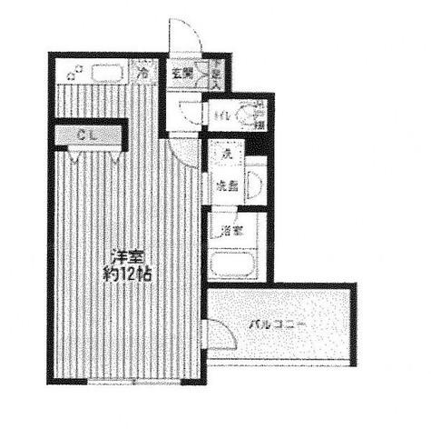 レガーロ御茶ノ水Ⅰ / 204 部屋画像1