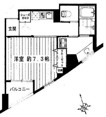 COSTA DE VERANO (コスタデベラノ) / 3階 部屋画像1