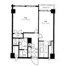 渋谷ホームズ / 12階 部屋画像1