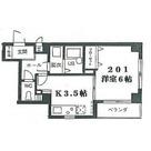 バース目黒 / 201 部屋画像1