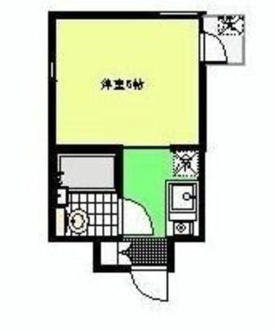 酒井ビル / 301 部屋画像1