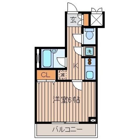 パレステュディオ文京湯島DOLCE / 4階 部屋画像1