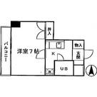 京王目黒マンション / 2 Floor 部屋画像1