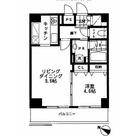 レジディア文京本郷Ⅱ / 13階 部屋画像1