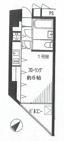 SPERANZA恵比寿(スペランザ恵比寿) / 701 部屋画像1