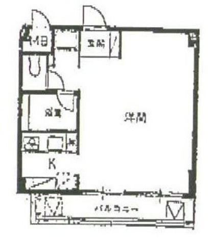 サウスサイド都立大 (中根2) / 2階 部屋画像1