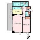 コロネード市ヶ谷 / 2階 部屋画像1