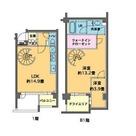 カスタリア八雲 / 107 部屋画像1