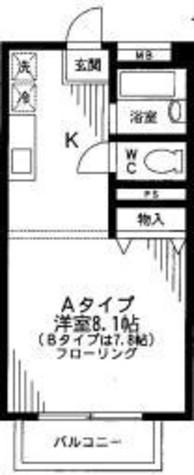 コトー三田 / 1階 部屋画像1