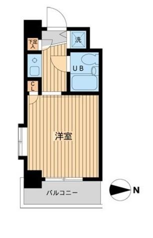 ステラコート横浜南(旧:パルポート横浜南) / 207 部屋画像1