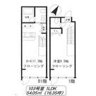 グランアセット月島 / 1階 部屋画像1