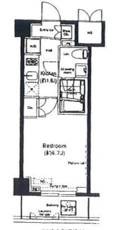 アーデン門前仲町 / 302 部屋画像1