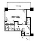 プライムアーバン千代田富士見 / 703 部屋画像1