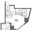 コンフォリア銀座EAST / 502 部屋画像1