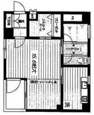 コート本郷 / 6階 部屋画像1