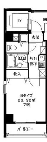 プラムハウス日本橋 / 1階 部屋画像1