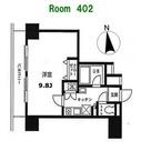 アルタヴィラ御徒町 / 702 部屋画像1