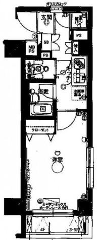 パークウェル御茶ノ水 / 3階 部屋画像1