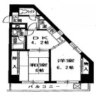 フローラ本駒込 / 7階 部屋画像1