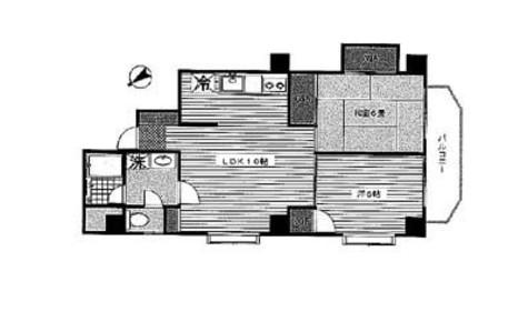 グリーンヒル文京 / 5階 部屋画像1