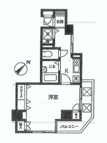 代々木 3分マンション / 310 部屋画像1