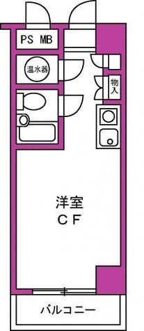 ライオンズマンション目黒第3 / 206 部屋画像1