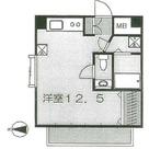 平町ロイヤルパレス / 402 部屋画像1