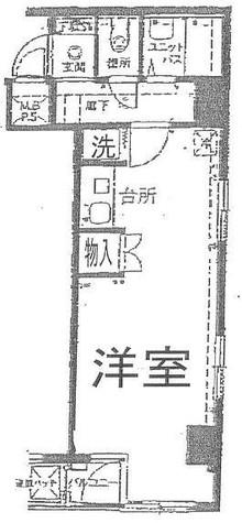 パークハイツ日本橋 / 4階 部屋画像1