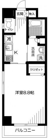 ラミアール・U / 5階 部屋画像1