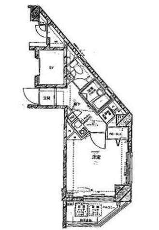 OLIO九段下(オリオ九段下) / 10階 部屋画像1